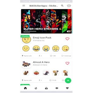 Ultimate Sticker For WhatsApp – WAStickerapp Free 1
