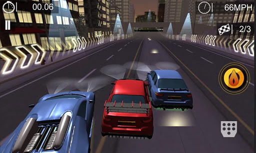 Crime Driver Police Pursuit 3D