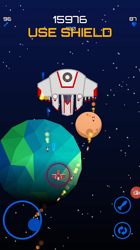 Space Survival android2mod screenshots 7