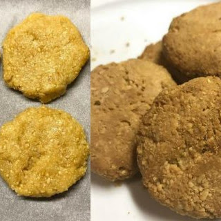 Peanut Butter Coconut Flour Cookies Recipe