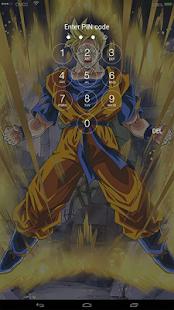 Gohan Lock Screen - náhled