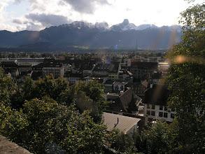 Photo: View over Thun
