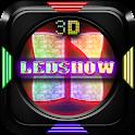 Next Launcher 3D Theme LedShow icon