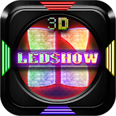 Next Launcher 3D Theme LedShow