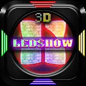 Next Launcher 3D Theme LedShow
