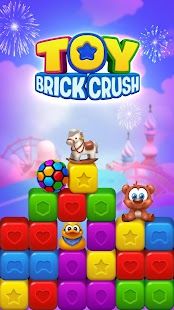 Toy Brick Crush - #1 Time Killing Matching Game Screenshot