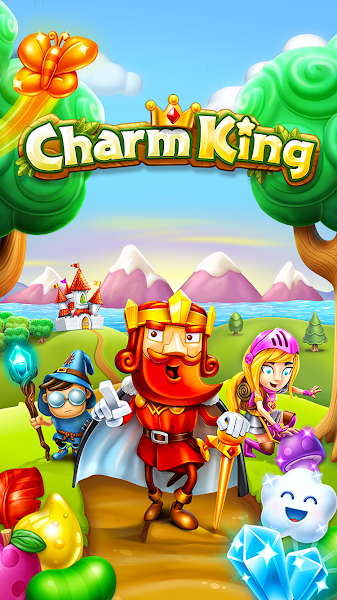 Charm King v2.38.0 [Mod Gold/Lives]