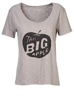 Photo: T-shirt The big apple BA - Mode BE