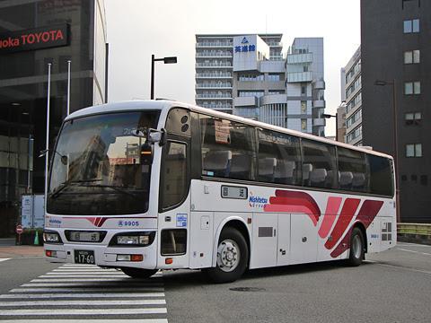 西鉄高速バス「フェニックス号」 9905_01