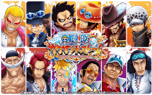 ONE PIECE Thousand Storm 1.16.3 Apk (Weaken Monster) MOD 8