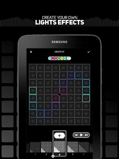 SUPER PADS LIGHTS - Your DJ app 1.5.7 screenshots 18