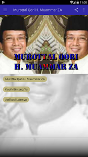 Murottal Qori H. Muammar ZA Screenshot