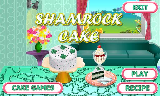 Shamrock Cake 10.0.1 screenshots 2