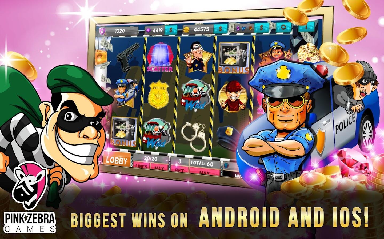 online casino app cops and robbers slots