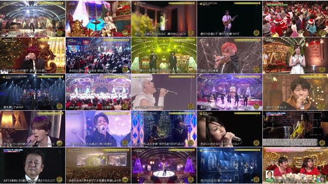 181224 (720p+1080i) CDTVスペシャル! クリスマス音楽祭2018