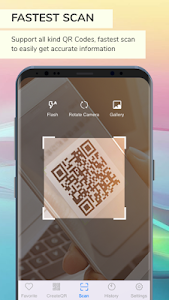QRcode  Scanner - Barcode Reader PRO (No Ads) 1.3 (Paid)