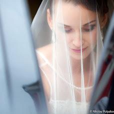 Wedding photographer Nikolay Polyakov (nikpolyakov). Photo of 21.10.2012