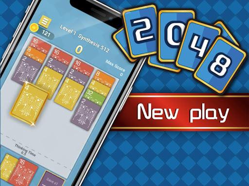2048:card games  screenshots 7