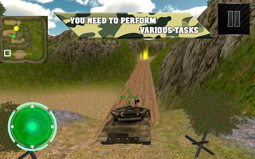 Tank Simulator 2016