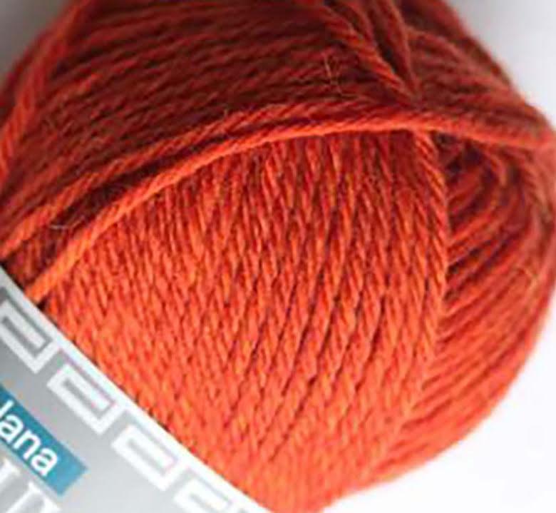 Peruvian Highland Wool - 803 Rust (melange)