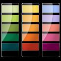 Pantone colors simple catalog