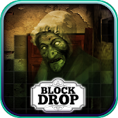 Block Drop: Haunted House 2