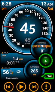 Ulysse Speedometer Pro Apk (Purchased) 1