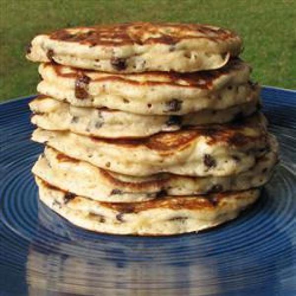 Chunky Monkey Pancakes Recipe