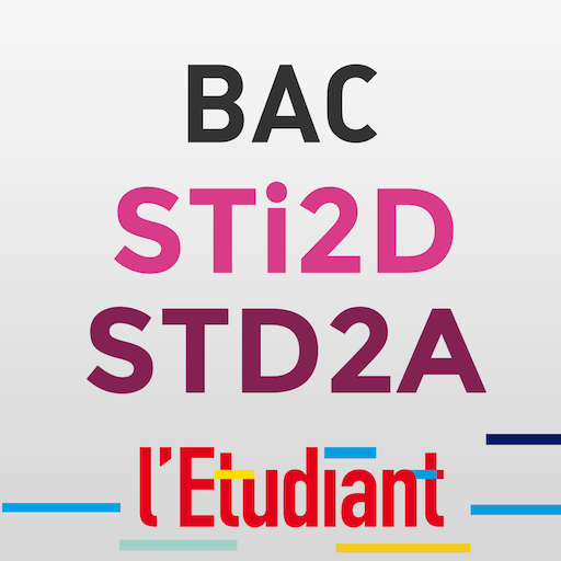 Bac STI2D STD2A 2018 Icon
