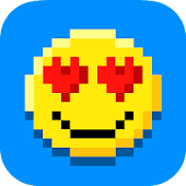 Pixelmania - Color by number & create pixel art