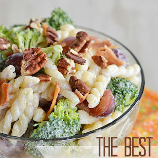The Best Pasta Salad Ever {Really}