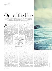 Vogue Australia- screenshot thumbnail