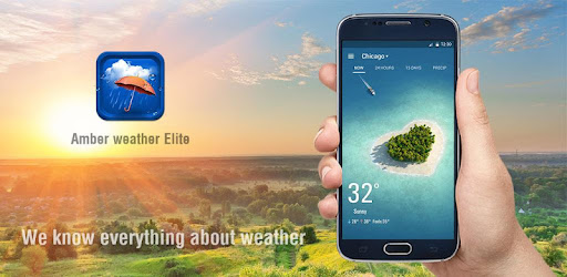 Amber Weather Elite for PC