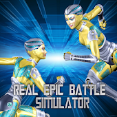 Real Epic Battle Simulator