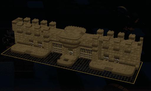 ビルダーズ2「城門の設計図」