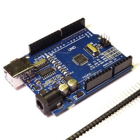waves Arduino UNO R3 互換品