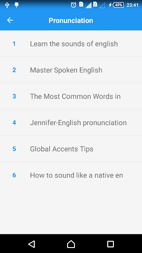 Learn English with 10000 video - screenshot