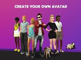 Screenshot of Avakin Life