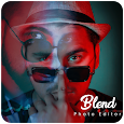 Blend Photo Editor Artful Double Effect icon
