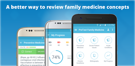 ★★★★★ Assess your knowledge for the Family Medicine shelf exam on the go!