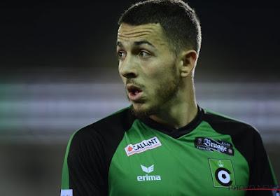 Kylian Hazard naar Sporting Charleroi ?