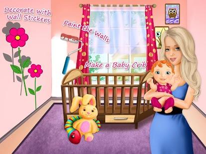 Download Sweet Baby Girl Newborn Baby For PC Windows and Mac apk screenshot 10