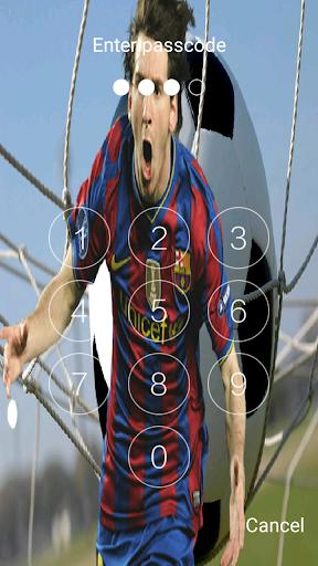 New Lock screen for Leo Messi 2018 2.0.0 screenshots 6