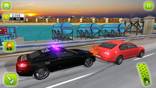 Police Highway Chase in City - Crime Racing Games 1.2.1 de.gamequotes.net 2