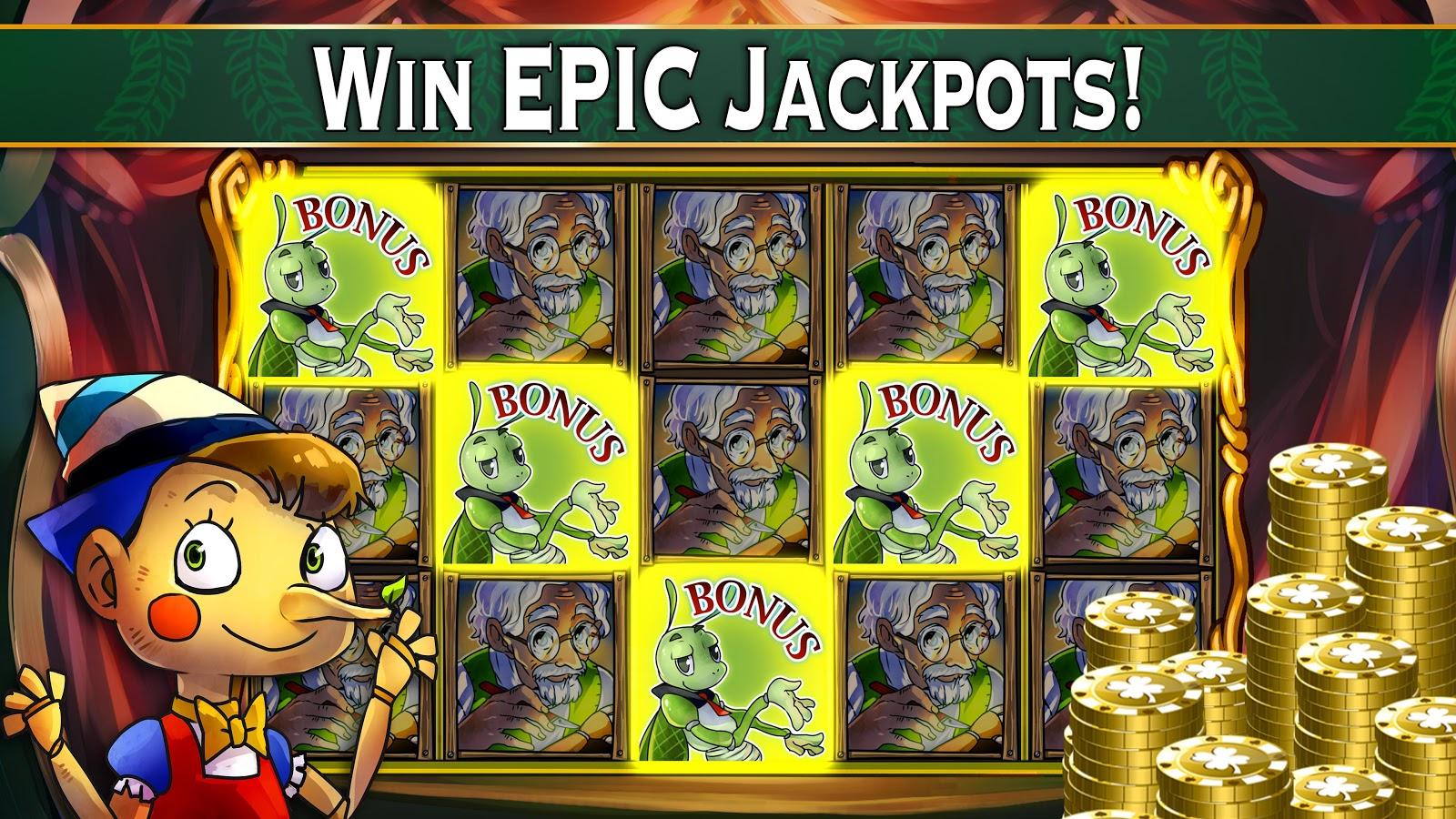 epic free casino games