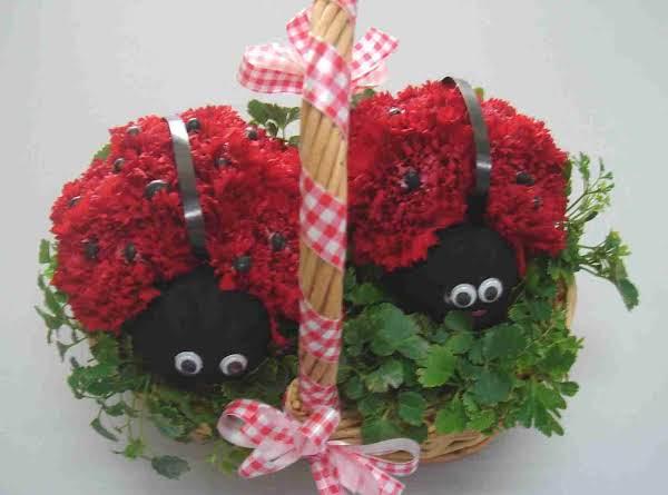 Unique Flower Girl Basket