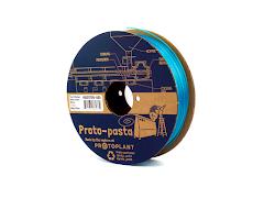 Proto-Pasta Sheyb Designs Glitter's Mane Teal HTPLA - 1.75mm (0.5kg)
