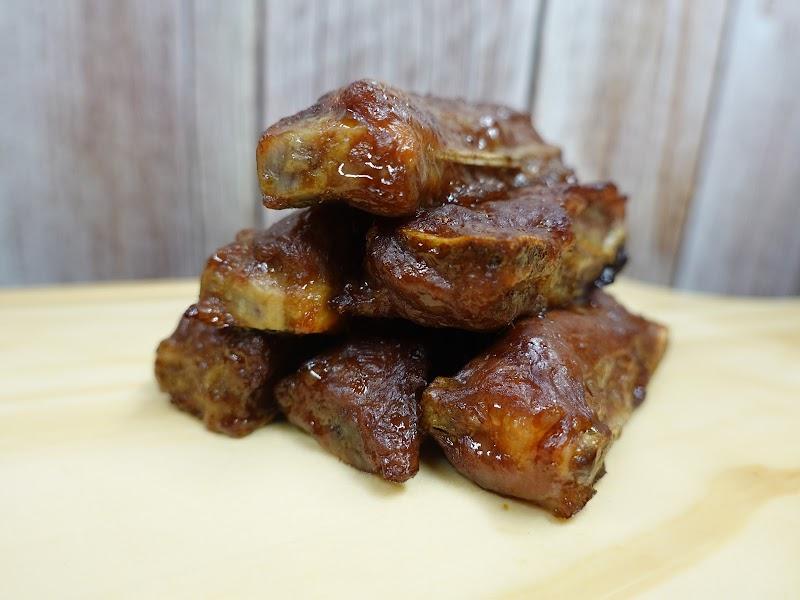 【冷凍批發宅配】輕鬆當大廚豬肉調理食品「宏品食鮮」梅花烤排+鹹豬肉。無論烤肉、家庭聚會。讓我們輕鬆 ...