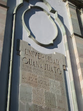 Photo: Guanajuato University is a major presence in the city.