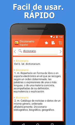Diccionario Español PRO